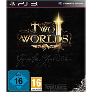 TopWare Interactive AG Two Worlds II Game of the Year Edition (PS3)