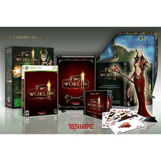TopWare Interactive AG Two Worlds II Royal Edition (X360)