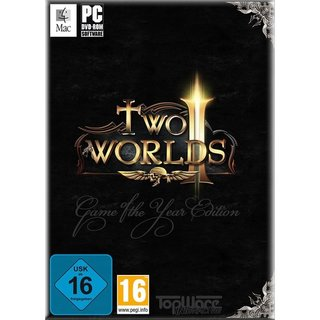 TopWare Interactive AG Two Worlds II Game of the Year Edition (PC/MAC)