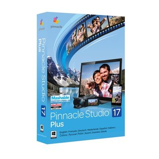 Corel Pinnacle Studio 17 Plus ML 1 PC Vollversion MiniBox