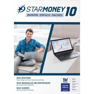 Starfinanz StarMoney 10 Vollversion ESD