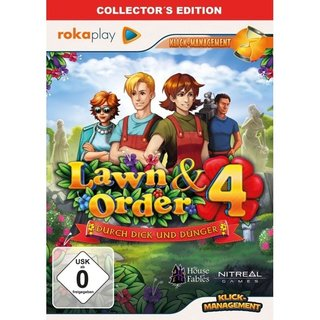 Rokapublish rokaplay - Lawn & Order 4 Collectors Edition (PC)