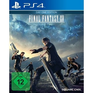 SquareEnix Final Fantasy XV Day One Edition (PS4)