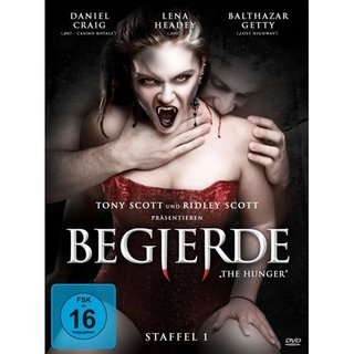 KochMedia Begierde - The Hunger, Staffel 1 (4 DVDs)